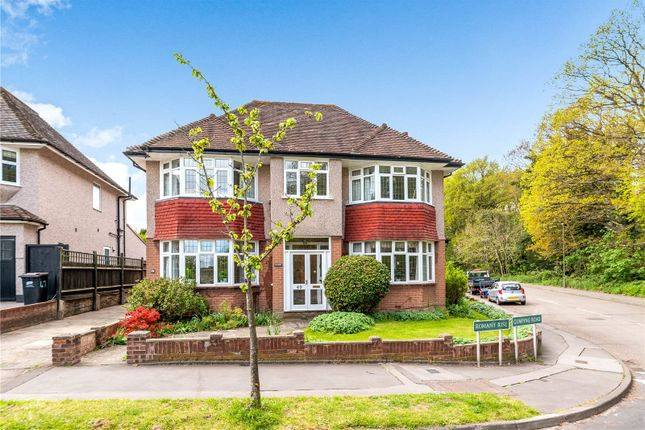 Thumbnail Detached house for sale in Romany Rise, Orpington, Kent