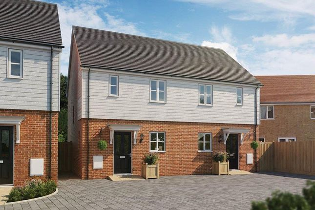 Thumbnail End terrace house for sale in Biggleswade Road, Potton, Sandy