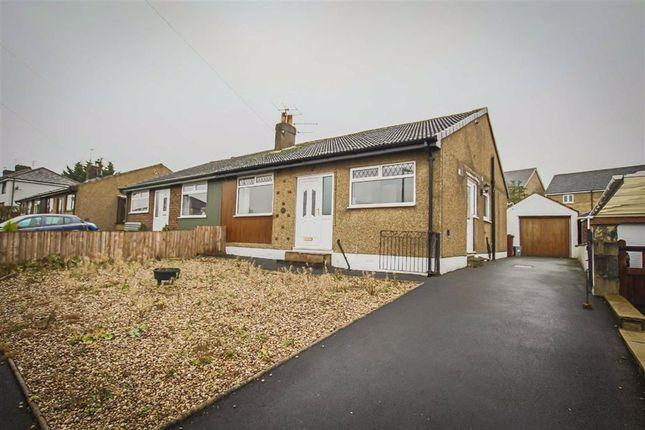 Thumbnail Semi-detached bungalow for sale in Kemple View, Clitheroe, Lancashire