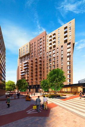 Thumbnail Flat for sale in Exchange Point, Embankment West, Manchester