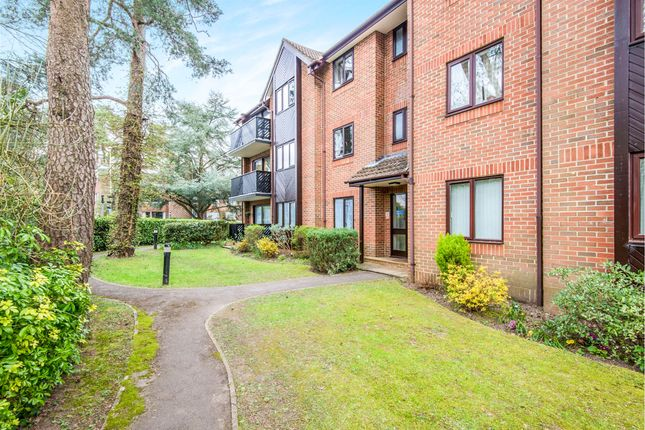 Thumbnail Flat for sale in Hursley Road, Chandlers Ford, Eastleigh