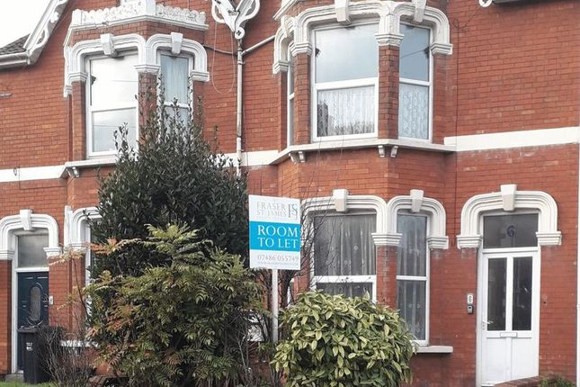 Thumbnail Property to rent in Room 6, 6 Wembdon Road, Bridgwater