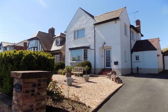 Thumbnail Detached house for sale in Longlands Road, Carlisle