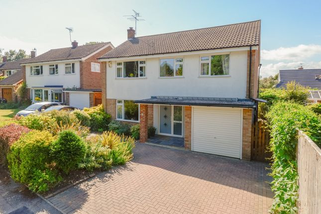 Thumbnail Detached house for sale in The Grove, Kennington, Ashford