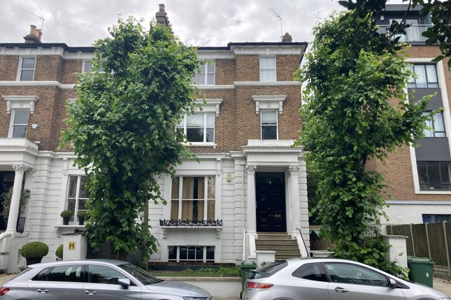 Thumbnail Flat for sale in 47A Priory Road, South Hampstead, London