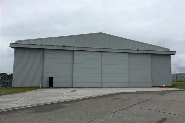 Thumbnail Warehouse to let in Cornwall Airport, New Road, Newquay, Cornwall