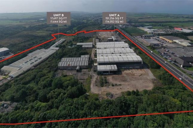 Thumbnail Industrial for sale in Lillyhall, Workington, Cumbria