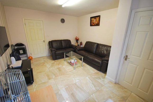 Reception of Park Road, Wembley, Middlesex HA0