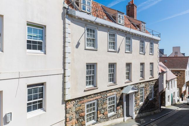 9 bed semi-detached house for sale in Berthelot Street, St. Peter Port, Guernsey