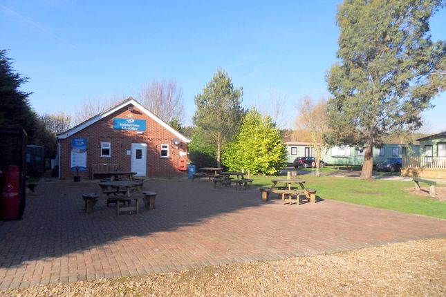 Onsite Clubhouse of Silverhill Holiday Park, Lutton Gowts, Lutton, Spalding, Lincolnshire PE12