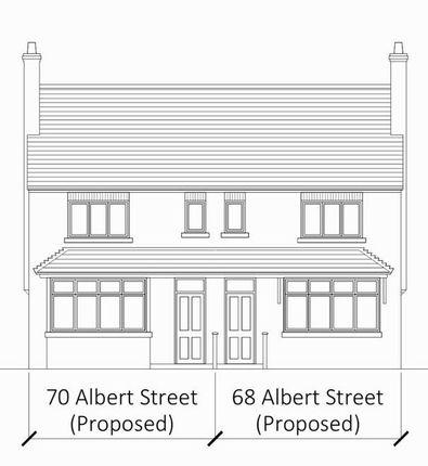 Thumbnail Semi-detached house for sale in Albert Street, Biddulph, Stoke-On-Trent, Staffordshire
