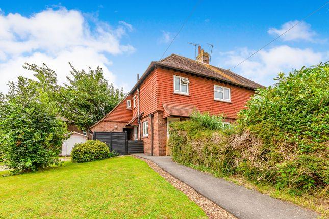 Thumbnail Flat for sale in Alderbrook Close, Crowborough