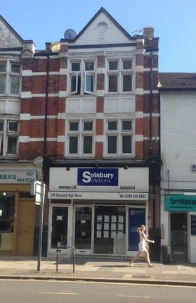 Thumbnail Retail premises for sale in Chiswick High Road, Chiswick, London