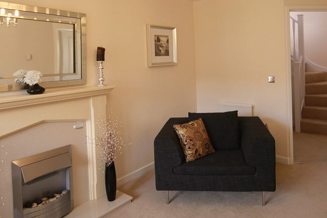 """3 bedroom detached house for sale in """"The Yew"""" at Haughton Road, Darlington"""