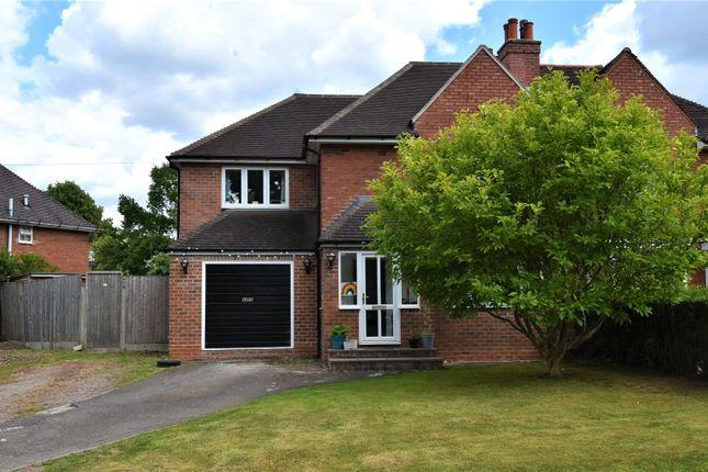 Thumbnail Semi-detached house for sale in Heath Road, Bournville, Birmingham