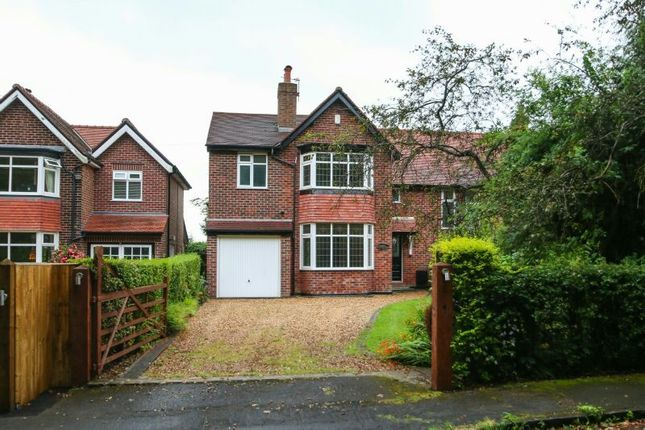 Thumbnail Semi-detached house to rent in West Lane, Lymm