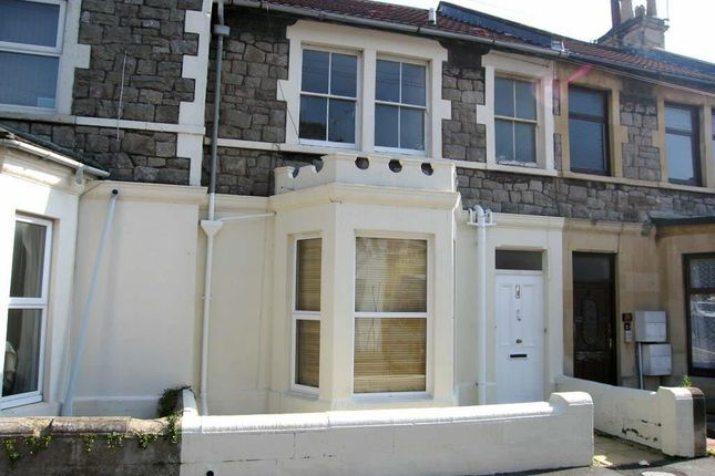 Thumbnail Flat to rent in Glebe Road, Weston-Super-Mare