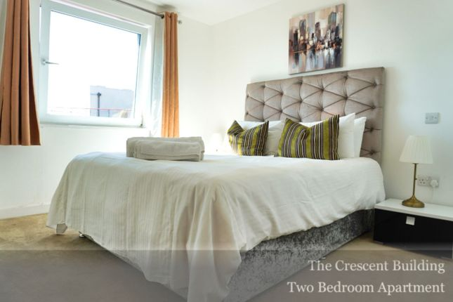 Thumbnail Flat to rent in Gunwharf Road, Portsmouth
