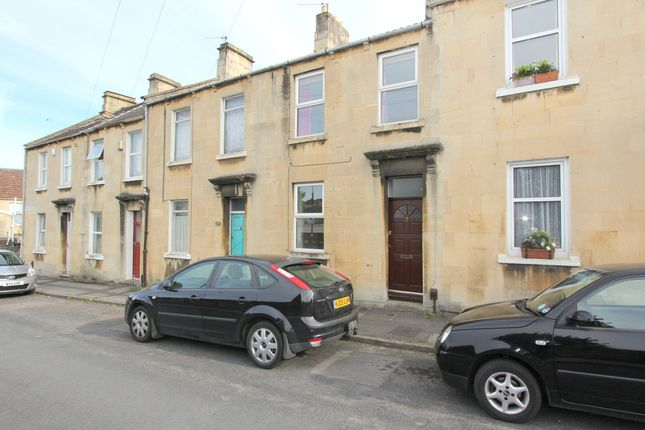Thumbnail Terraced house to rent in Caledonian Road, Bath