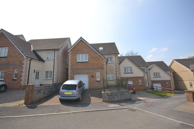 Thumbnail Detached house to rent in Llys Bethesda, Tumble, Llanelli