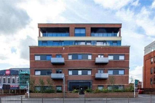 Thumbnail Flat to rent in Brickfield Court, Bath Road, Slough, Berkshire.