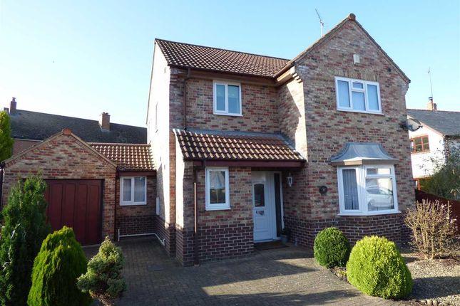 Thumbnail Detached house to rent in Malt House Close, Alvington, Lydney