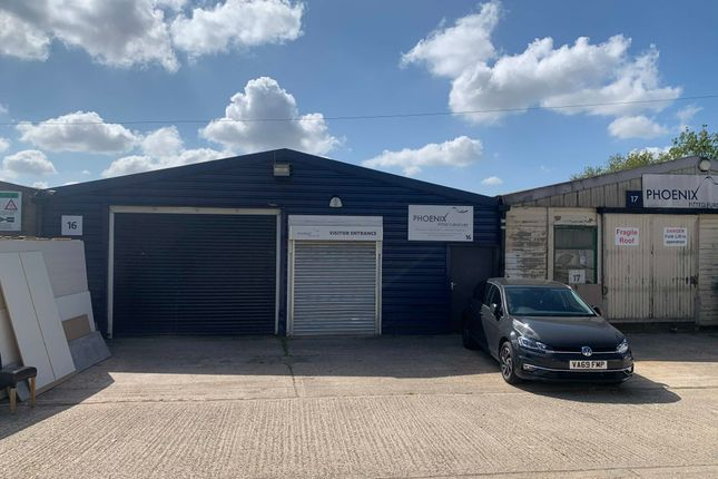 Thumbnail Industrial to let in Old Church Road, East Hanningfield
