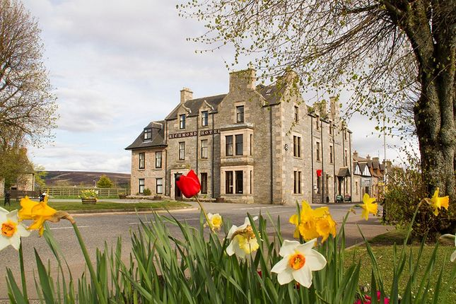 Hotel/guest house for sale in Richmond Arms Hotel, Tomintoul, Banffshire