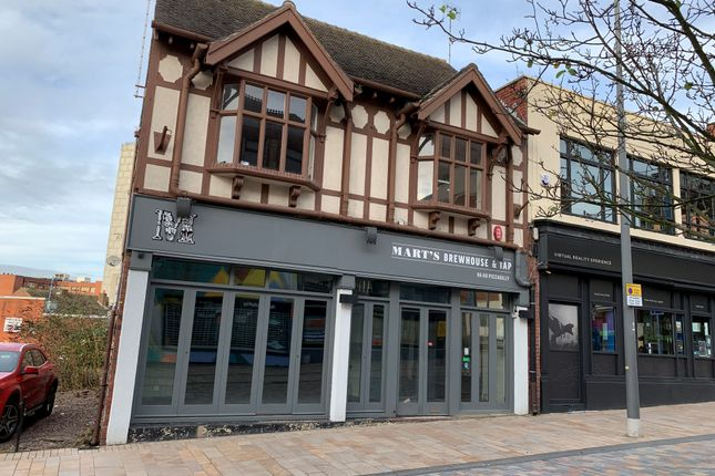 Thumbnail Restaurant/cafe to let in 66-68 Piccadilly, Hanley, Stoke-On-Trent, Staffordshire