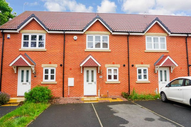 Thumbnail Town house for sale in Buckthorn Way, Great Glen, Leicester