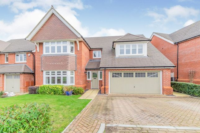 Thumbnail Detached house for sale in Henrys Drive, Aylesford
