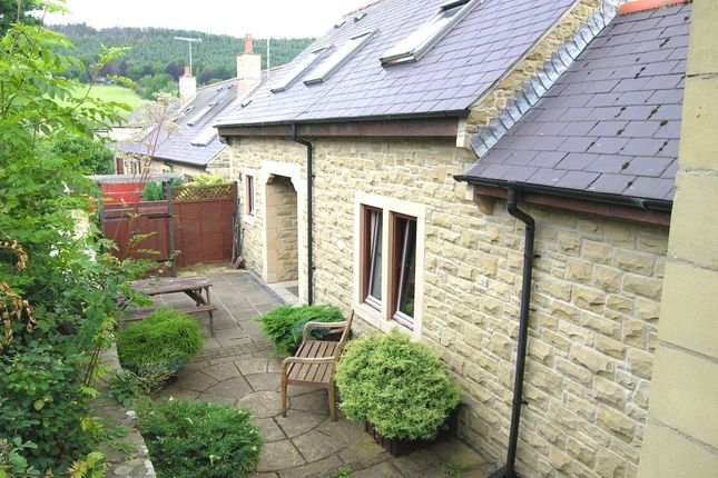 Thumbnail Cottage for sale in Deuchet Court, Rothbury, Morpeth