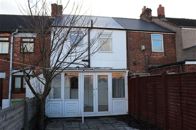 Thumbnail Property to rent in Shaw Street, Chesterfield, Derbyshire