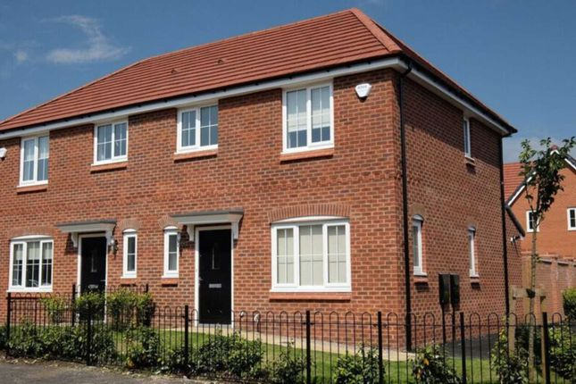 Thumbnail Semi-detached house to rent in Mossborough Drive, Liverpool