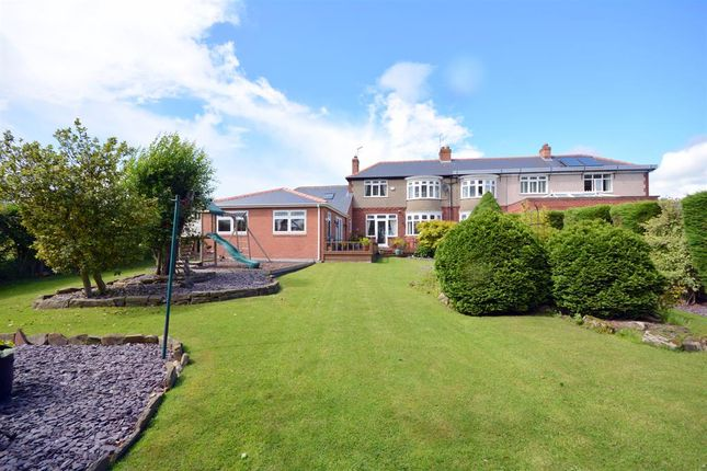 Thumbnail Semi-detached house for sale in Etherley Grange, Bishop Auckland