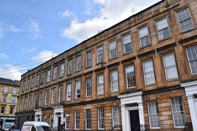 Thumbnail Flat for sale in Corunna Street, Finnieston
