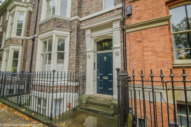 Thumbnail Flat to rent in Bootham, York