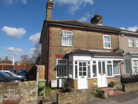 Thumbnail Terraced house for sale in Warley, Brentwood, Essex