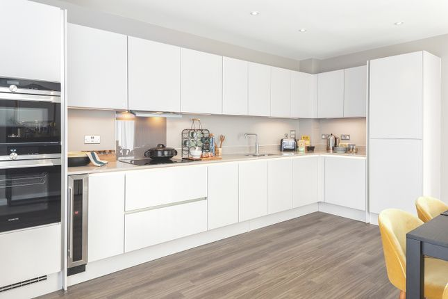 Thumbnail Duplex for sale in Plot 263, West Park Gate, Acton Gardens, Bollo Lane, Acton, London
