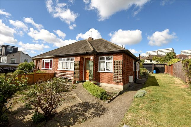 Thumbnail Bungalow for sale in Gloucester Road, Enfield, Middlesex