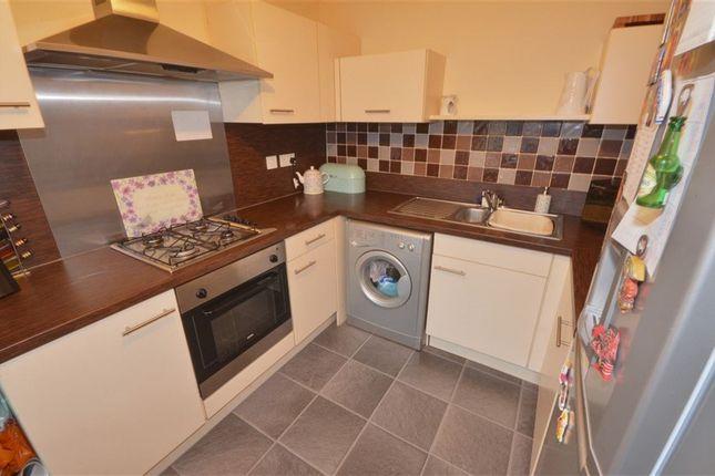 Thumbnail Town house to rent in The Nurseries, Ferrybridge, Knottingley