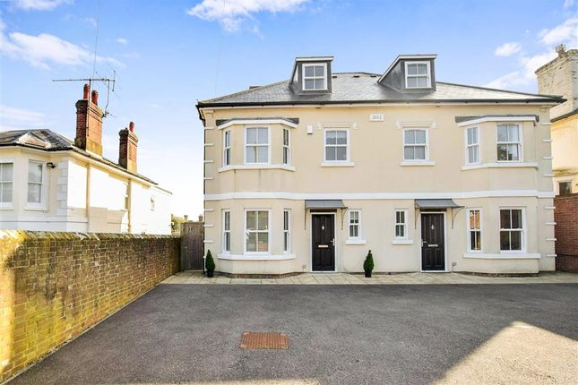 Thumbnail Semi-detached house for sale in New Town, Uckfield, East Sussex