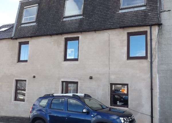 Thumbnail Flat for sale in 14 Harbour Terrace, Wick