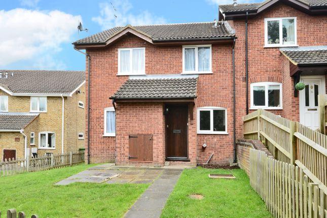 Thumbnail Semi-detached house to rent in Hexham Close, Owlsmoor, Sandhurst