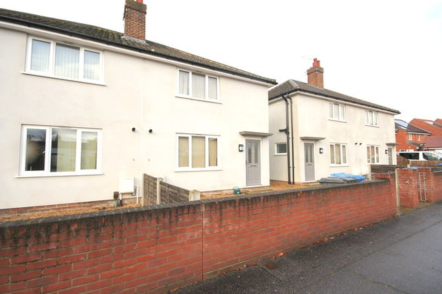 Thumbnail Semi-detached house to rent in Starling Road, Norwich