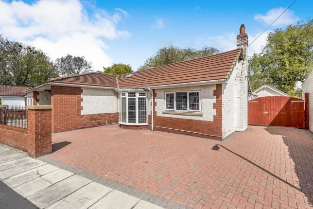 Thumbnail Bungalow for sale in Spring Gardens, Liverpool, Merseyside