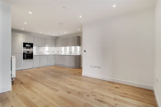 Thumbnail Flat to rent in Brick Kiln One, Station Road, London