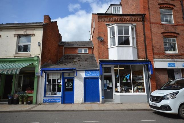 Thumbnail Retail premises for sale in Market Street, Tenbury Wells