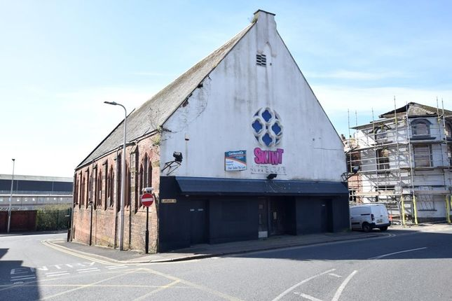 Thumbnail Commercial property for sale in Lawson Street, Barrow-In-Furness