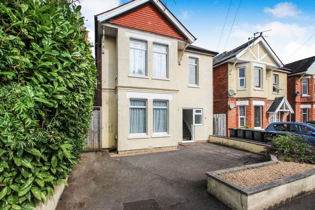 Thumbnail Detached house to rent in Edgehill Road, Winton, Bournemouth